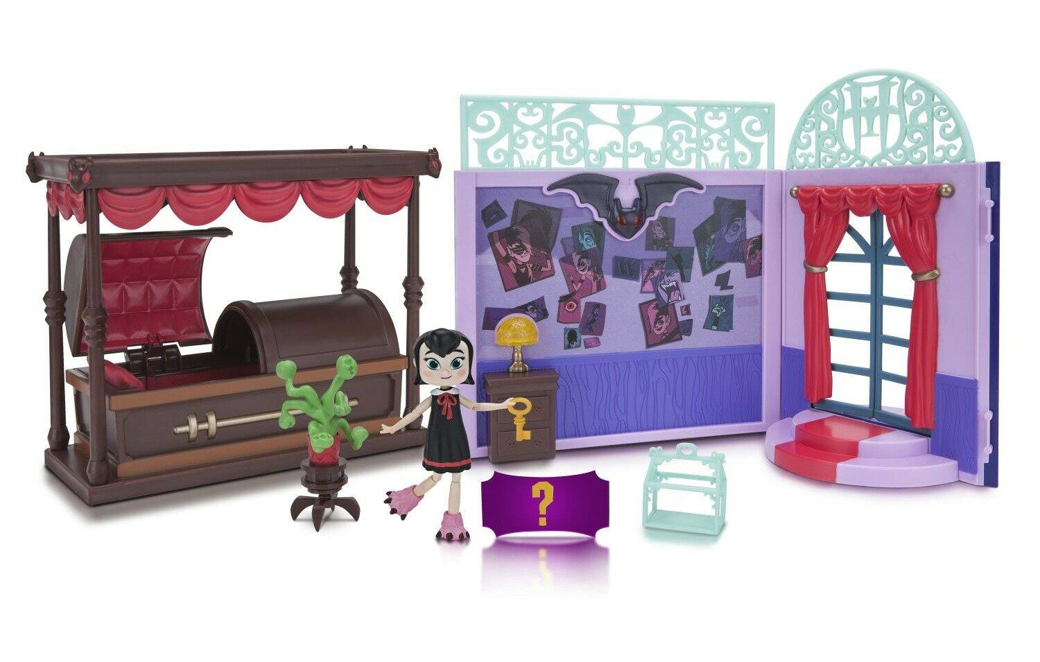 Hotel Transylvania Playset Action Figure Mavis's Room