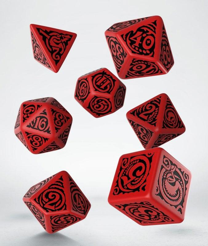 Call of Cthulhu Dice Set The Outer Gods Nyarlathotep (7)