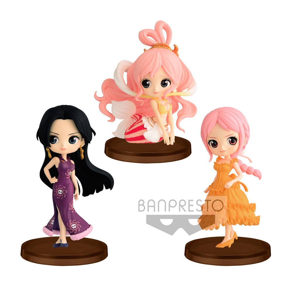 One Piece Q Posket Figures 7 cm Assortment Petit Vol. 3 (28)