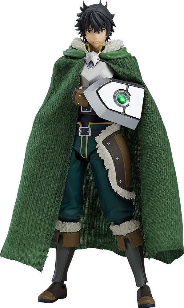 The Rising of the Shield Hero Figma Action Figure Naofumi Iwatani 15 cm