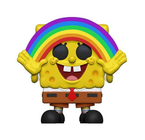 SpongeBob SquarePants POP! Vinyl Figure SpongeBob Rainbow 9 cm