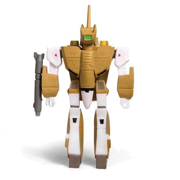 Robotech ReAction Action Figure VF-1A 10 cm