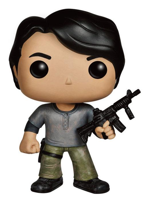 The Walking Dead POP! Vinyl Figure Prison Glenn 10 cm