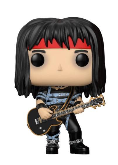 Motley Crue POP! Rocks Vinyl Figure Mick Mars 9 cm
