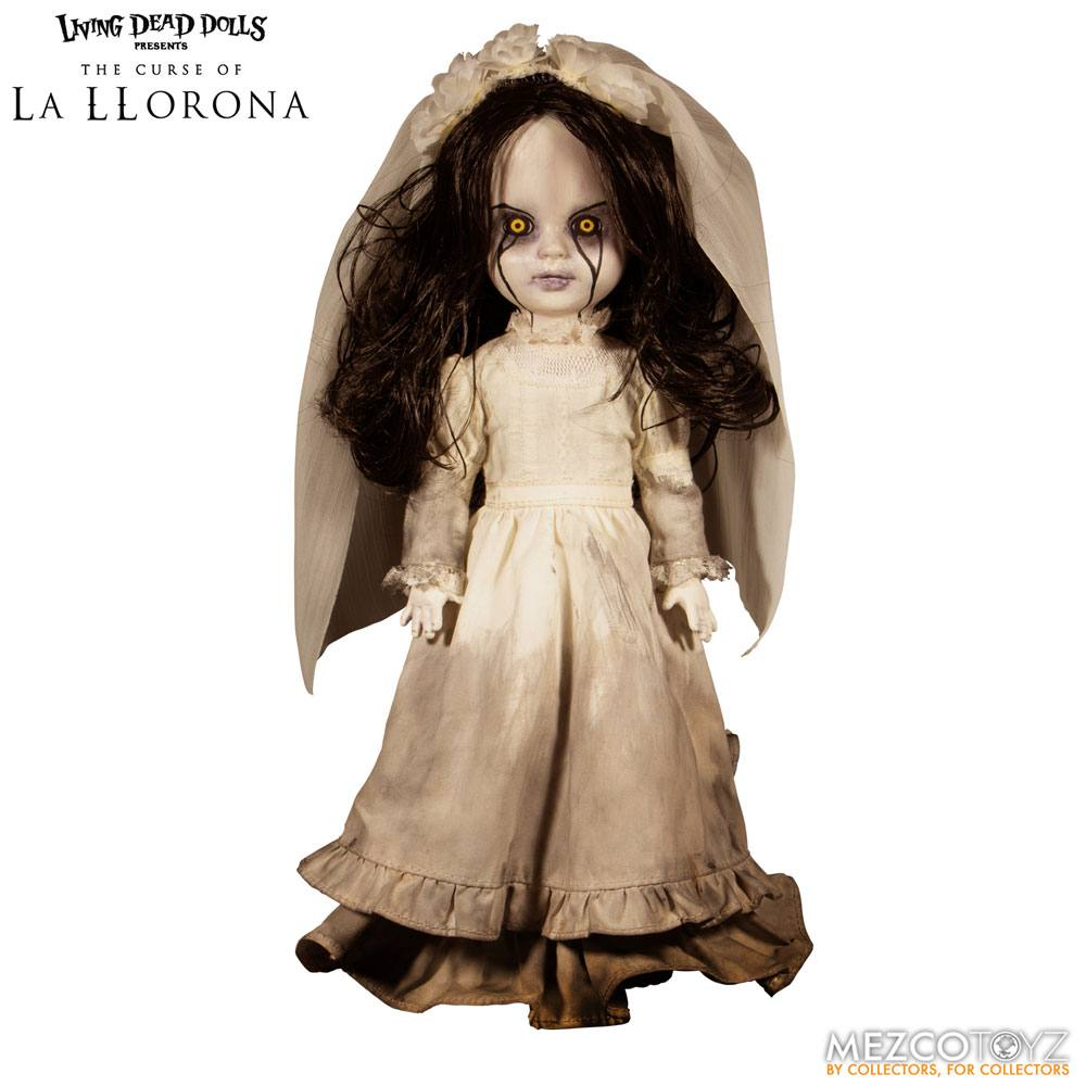The Curse of La Llorona Living Dead Dolls Doll La Llorona 25 cm