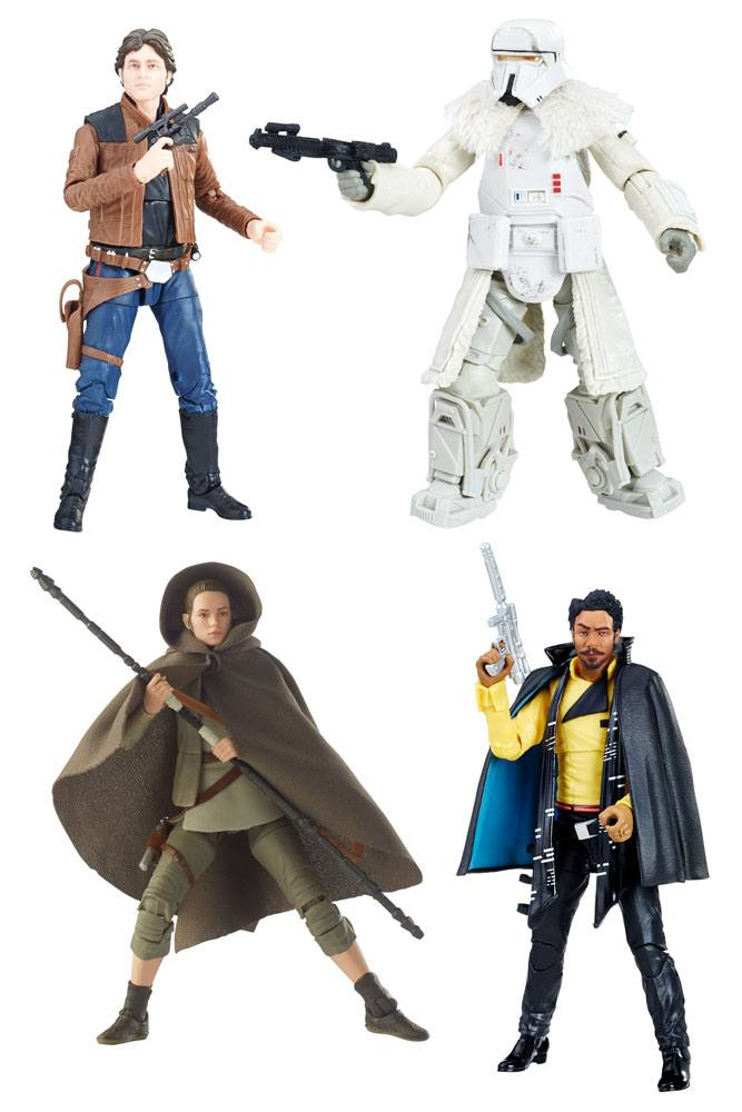 Star Wars Black Series Action Figures 15 cm 2018 Wave 2 Assortment (8)