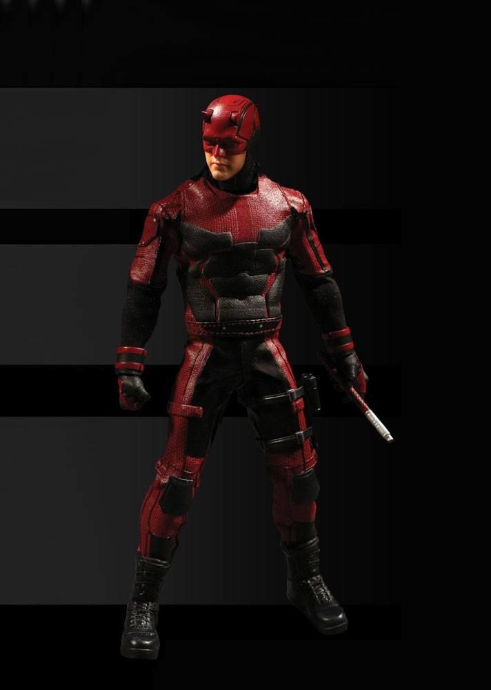 Marvel Universe Action Figure 1/12 Daredevil (Netflix TV Series) 17 cm