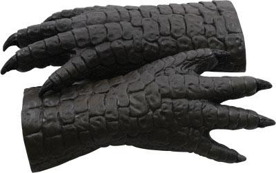 Godzilla Latex Hands