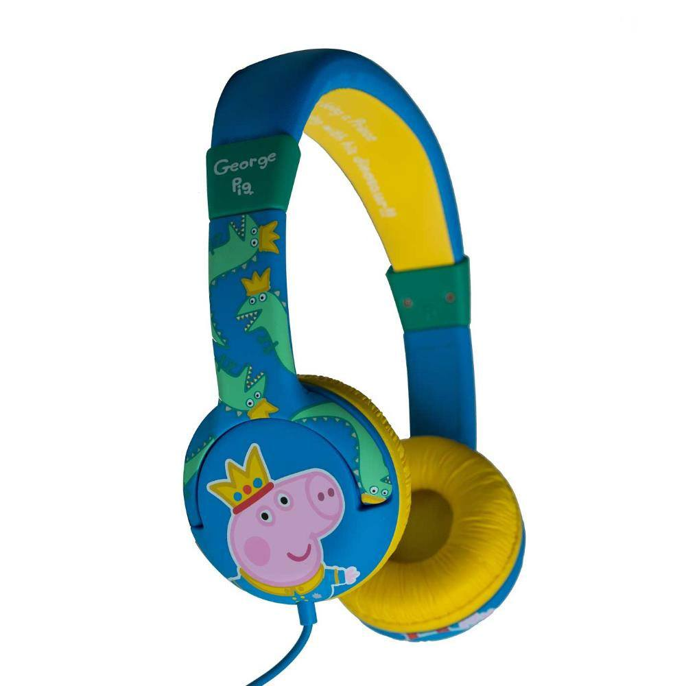 Peppa Pig Junior Headphones Prince George