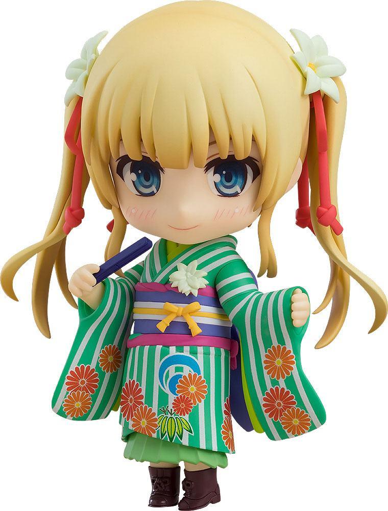Saekano How to Raise a Boring Girlfriend Nendoroid Action Figure Eriri Spencer Sawamura Kimono Ver.