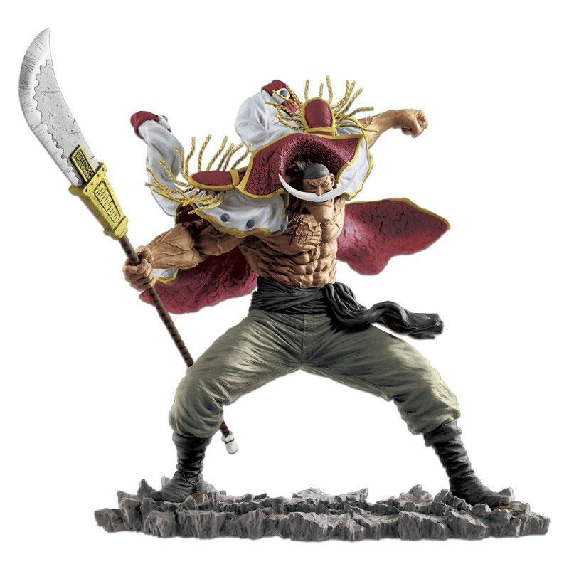 One Piece Figure Edward Newgate 20th Anniversary 16 cm