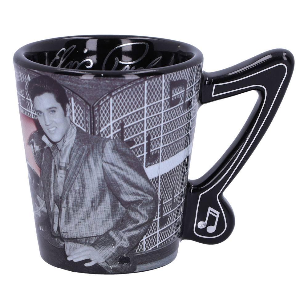 Elvis Presley Espresso Mug Cadillac