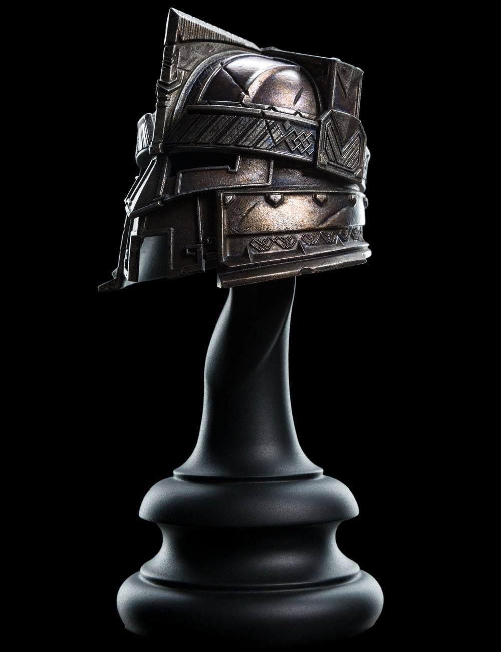 Lord of the Rings Replica 1/4 The Erebor Royal Guard Helm 16 cm