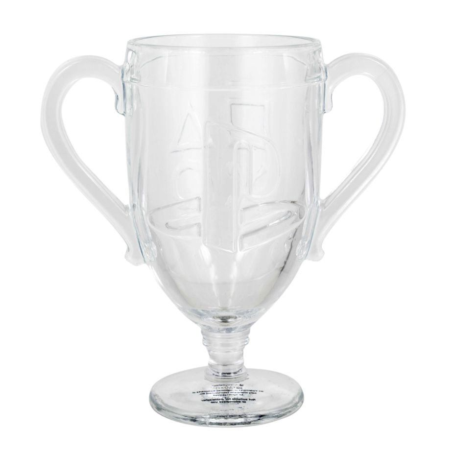 Sony PlayStation Glass Trophy