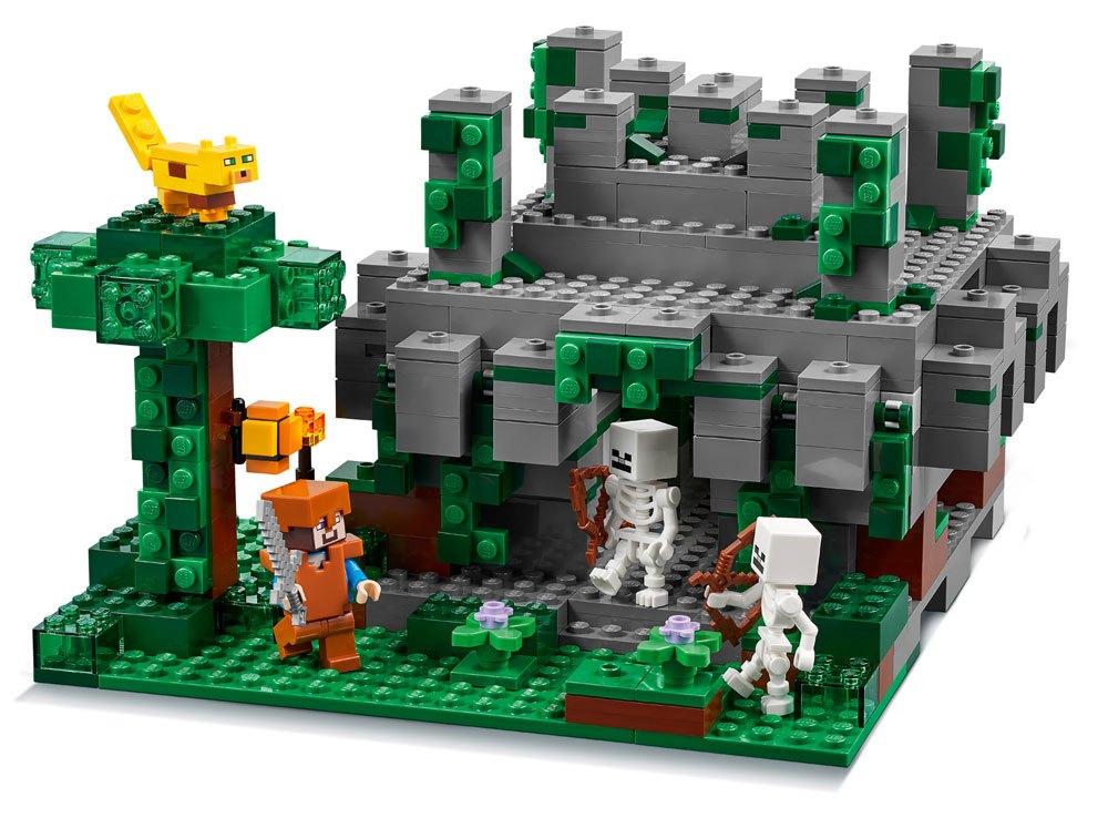 LEGO® Minecraft™ The Jungle Temple