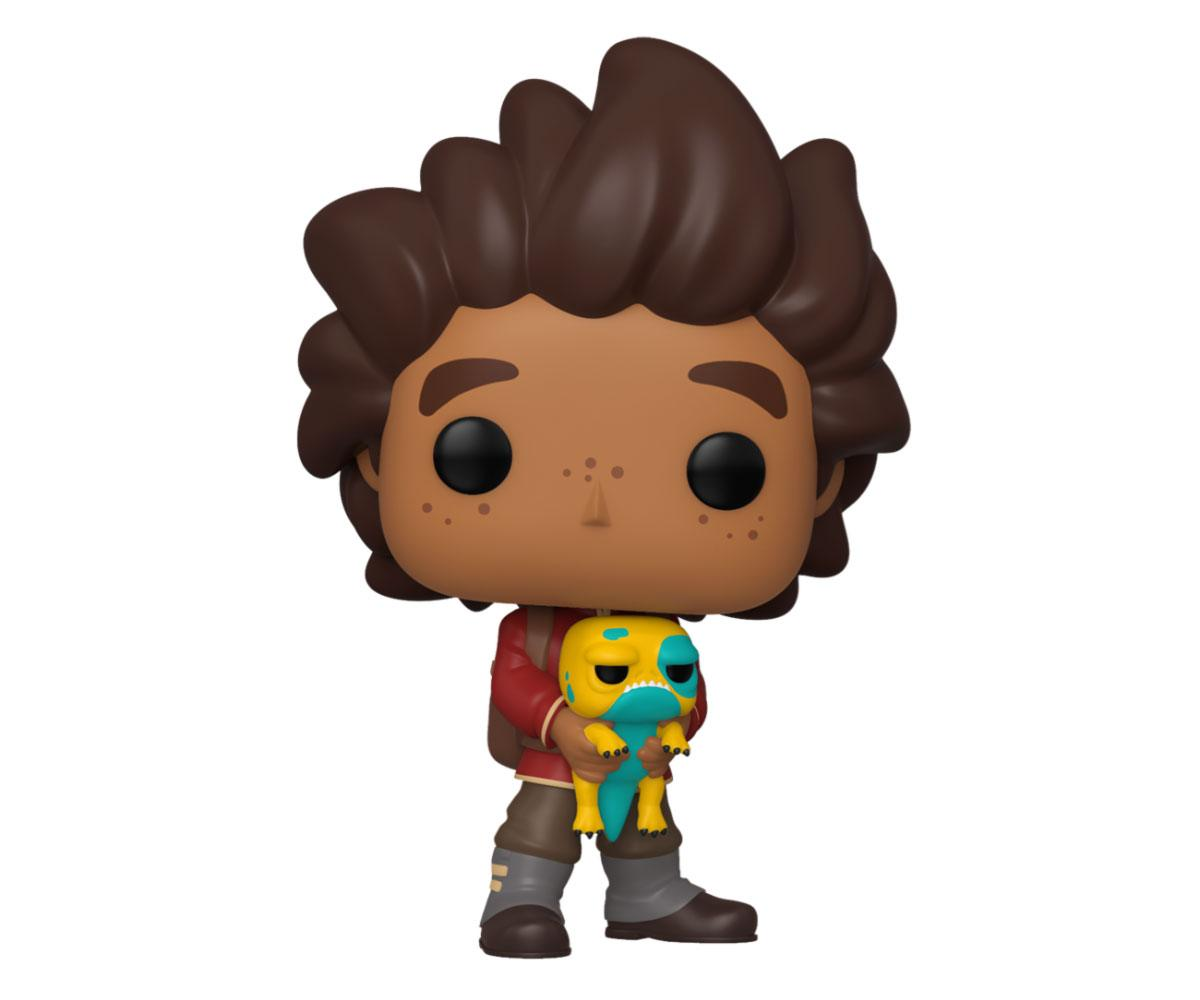 Dragon Prince POP! TV Vinyl Figure Ezran 9 cm