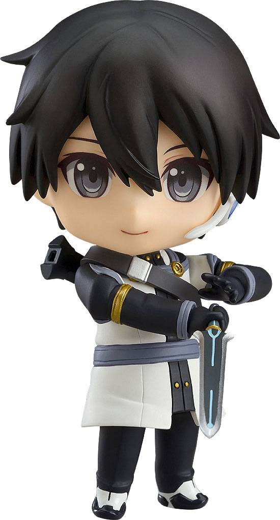 Sword Art Online Ordinal Scale Nendoroid PVC Action Figure Kirito Ordinal Scale Ver. 10 cm --- DAMAGED PACKAGING