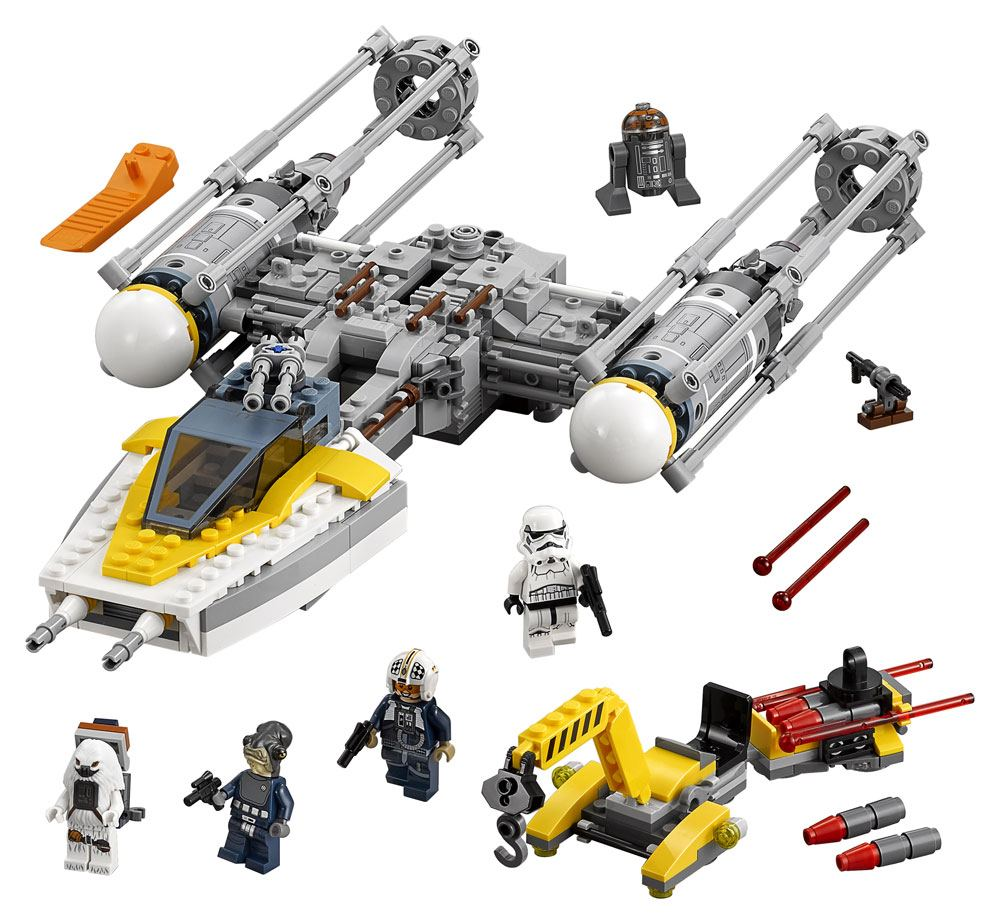 LEGO® Star Wars™ Rogue One Y-Wing Starfighter™