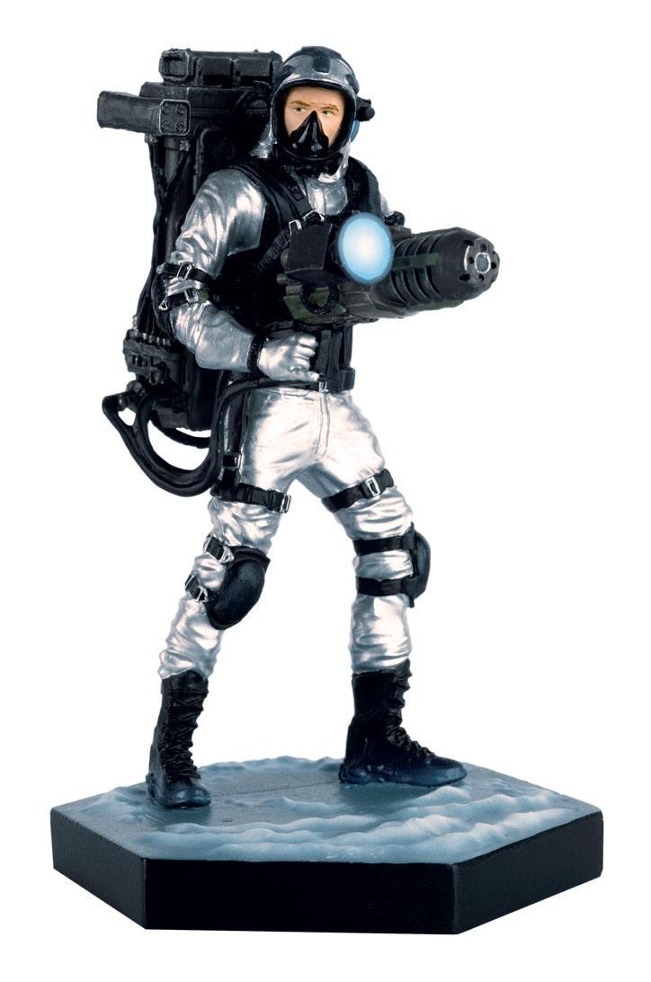 The Alien & Predator Figurine Collection O.W.L.F. Marine (Predator 2) 13 cm