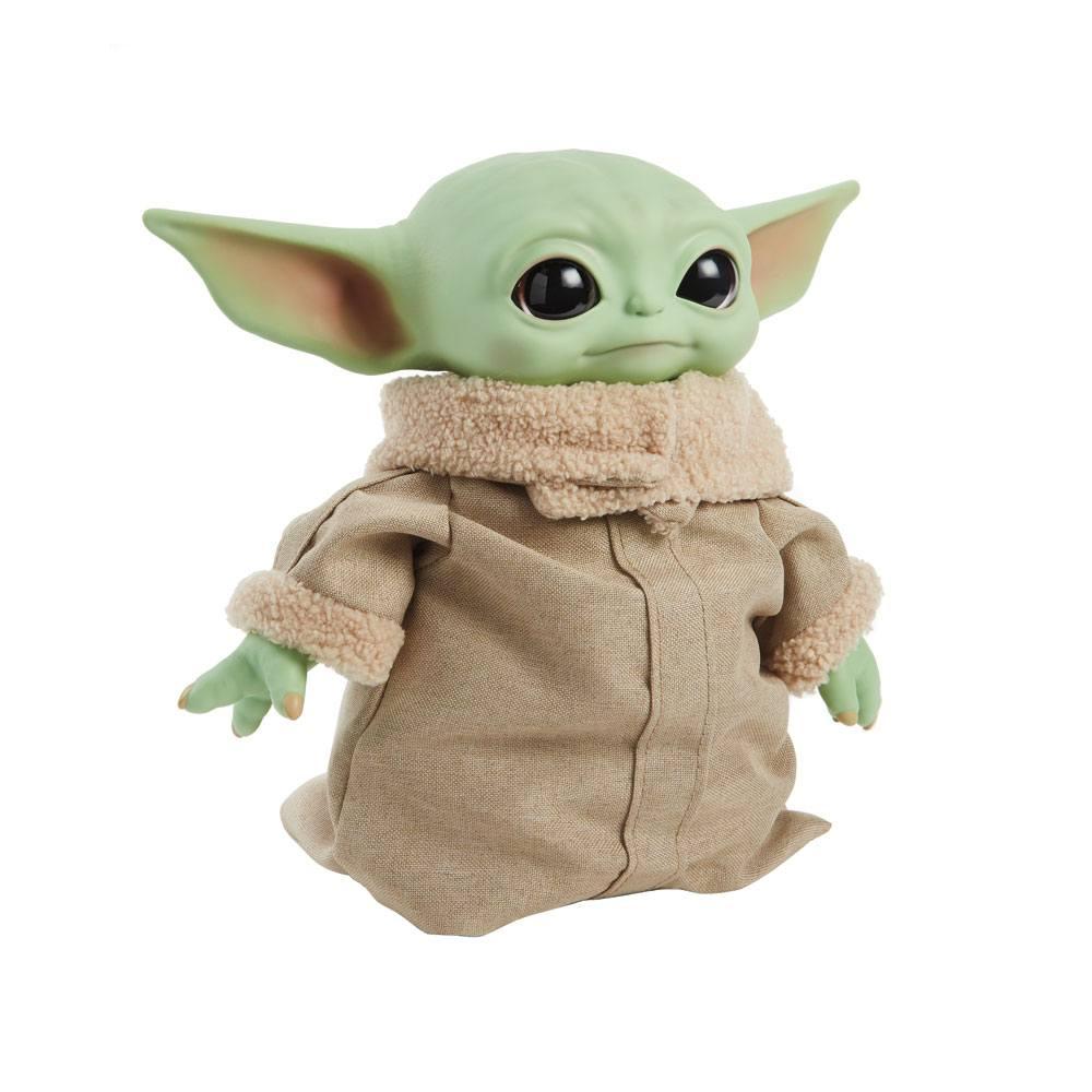Star Wars The Mandalorian Plush Figure The Child 28 cm