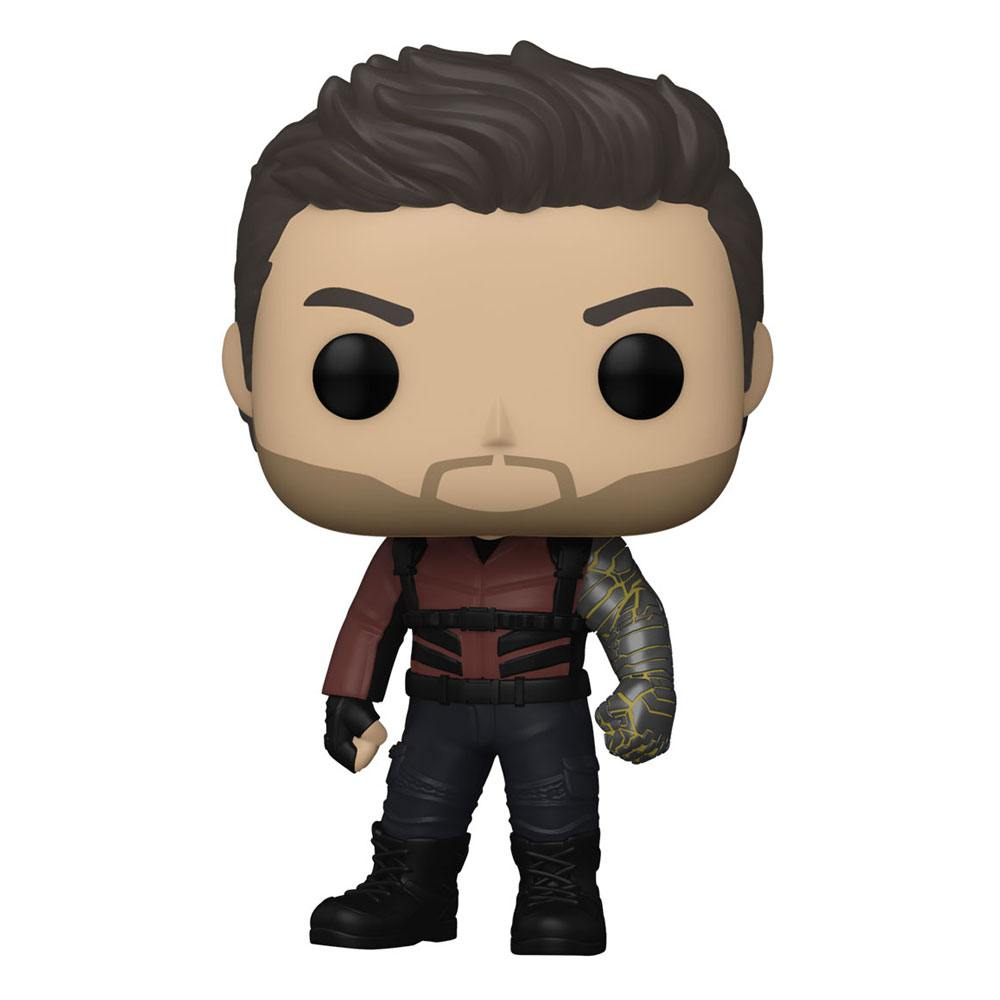 The Falcon and the Winter Soldier POP! Vinyl Figure Winter Soldier Zone 73 9 cm