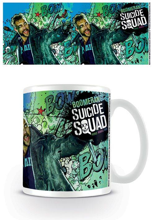 Suicide Squad Mug Boomerang Crazy