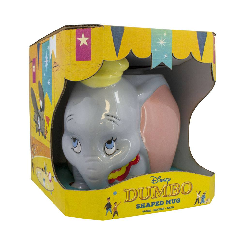 Disney Mug Shaped Dumbo 13 cm