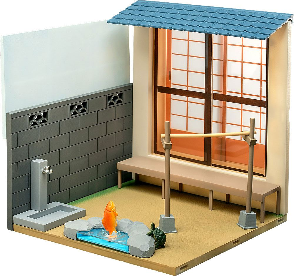 Nendoroid More Decorative Parts for Nendoroid Figures Playset 06: Engawa A Set