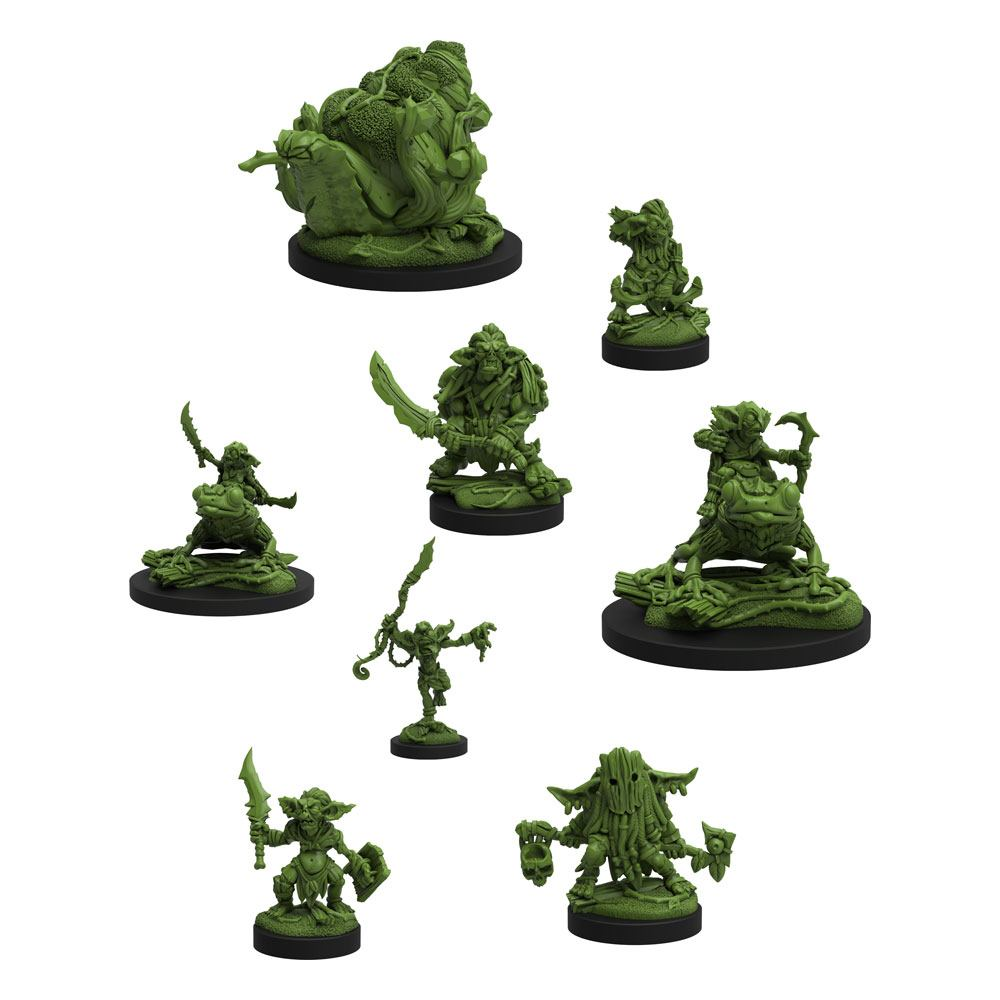Epic Encounters RPG Board Game Village of the Goblin Chief *English Version*