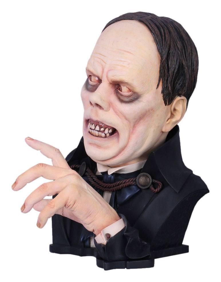 Phantom of the Opera Life-Size Bust Lon Chaney Sr. 43 cm