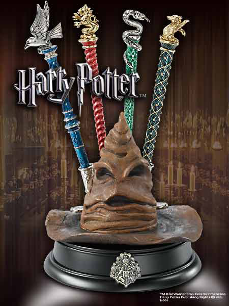 Harry Potter - Sorting Hat Display (Stifthalter)