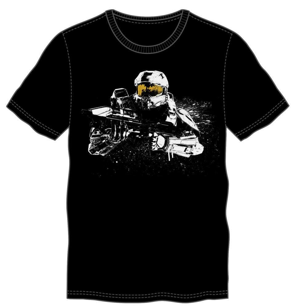 Halo 5 T-Shirt Soldier Size XL