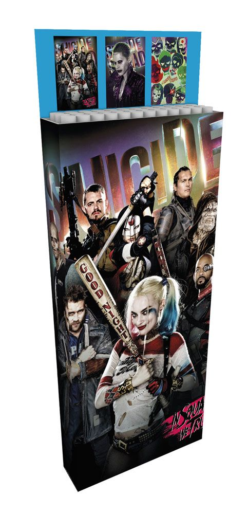 Suicide Squad Poster 61 x 91 cm Display 2 (35)