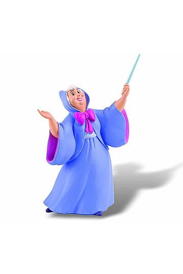 Cinderella Figure Fairy Godmother 10 cm