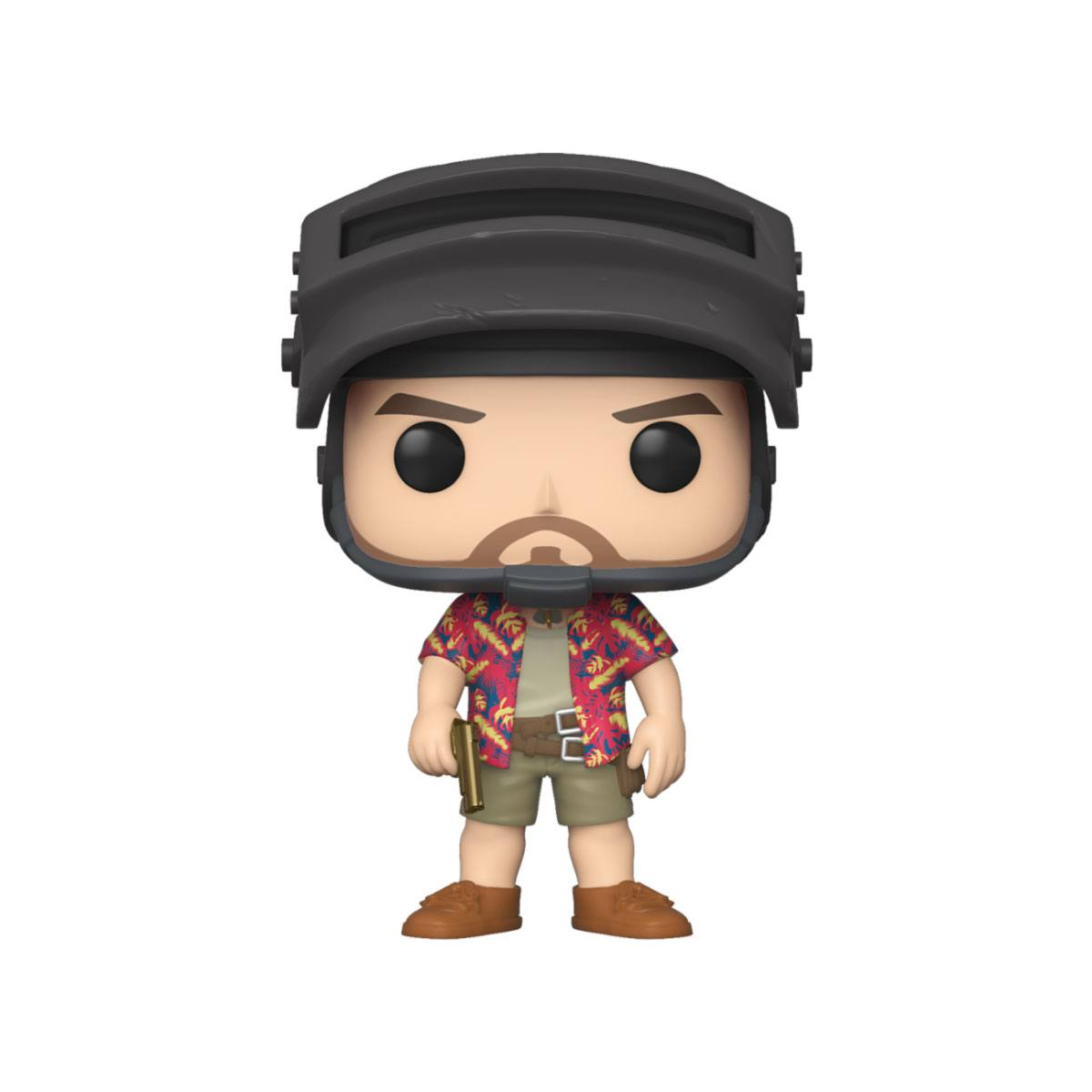 Playerunknown's Battlegrounds (PUBG) POP! Games Vinyl Figure Hawaiian Shirt Guy 9 cm