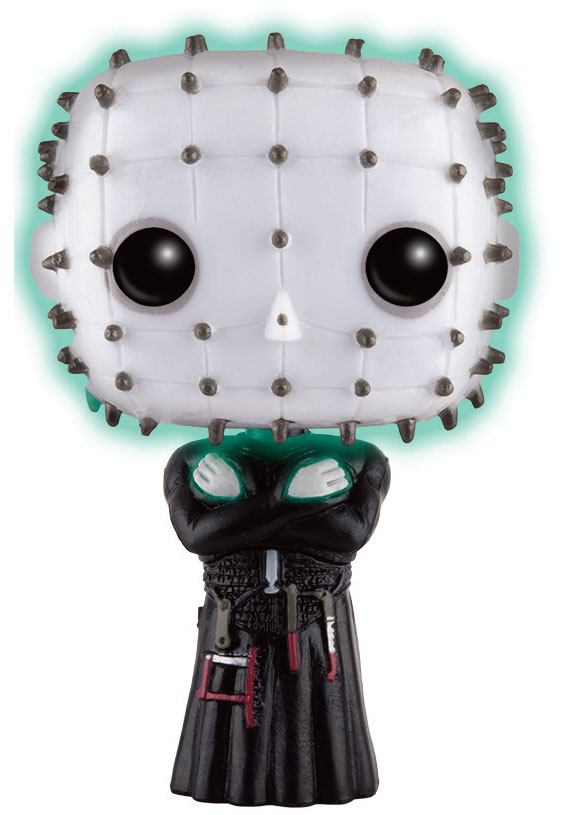 Hellraiser POP! Movies Vinyl Figure Pinhead GITD 9 cm