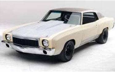Fast & Furious Tokyo Drift Diecast Model 1/32 Sean's 1970 Chevrolet Monte Carlo