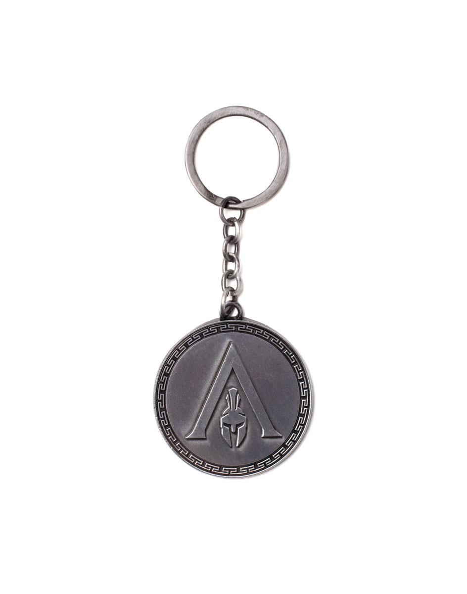 Assassin's Creed Odyssey Metal Keychain Logo
