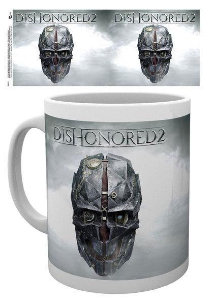 Dishonored 2 Mug Keyart