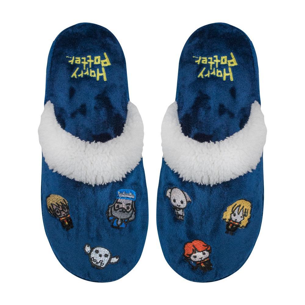 Harry Potter Slippers Stary Night Kawaii  Size S/M