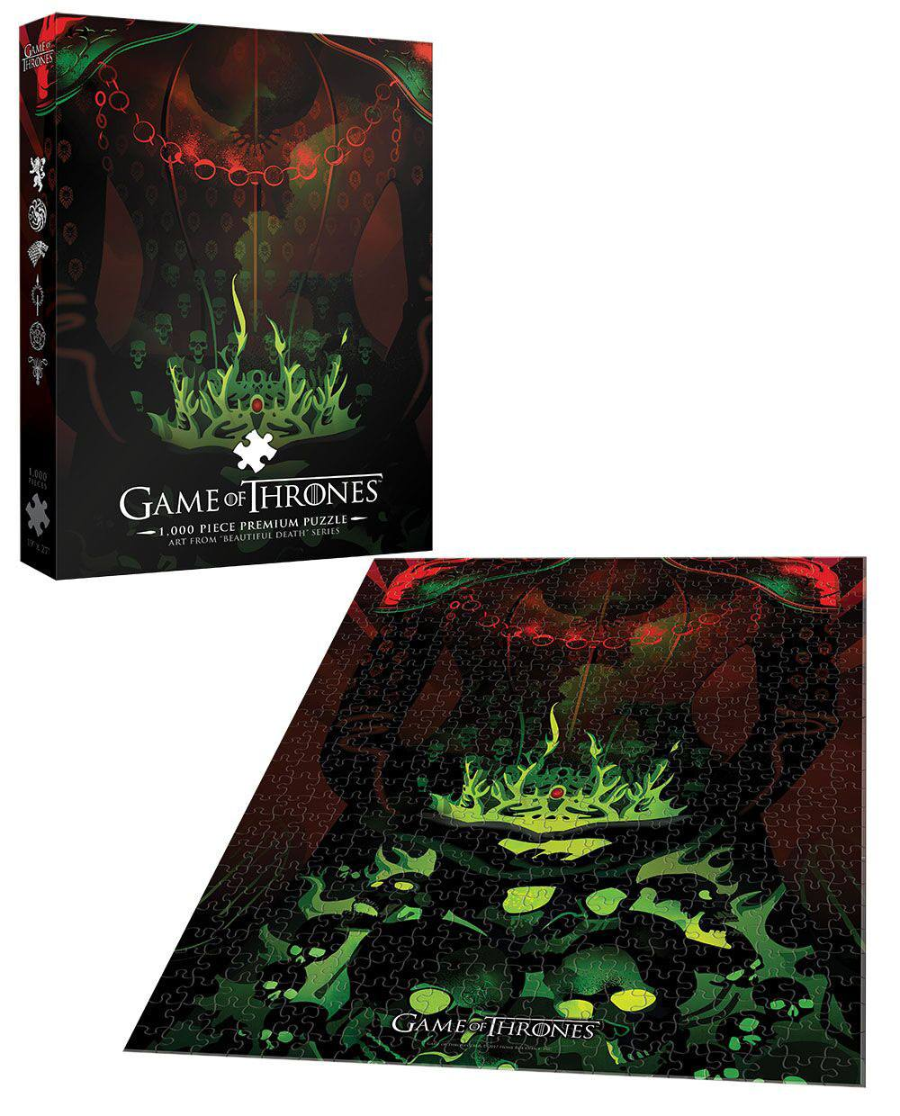 Game of Thrones Premium Puzzle Long May She Reign