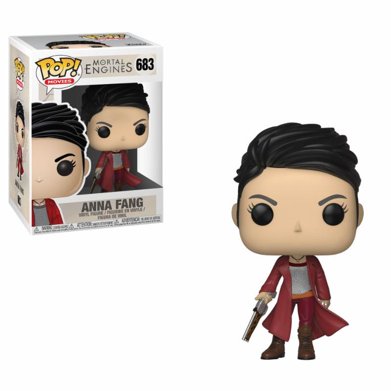 Mortal Engines POP! Movies Vinyl Figure Anna Fang 9 cm