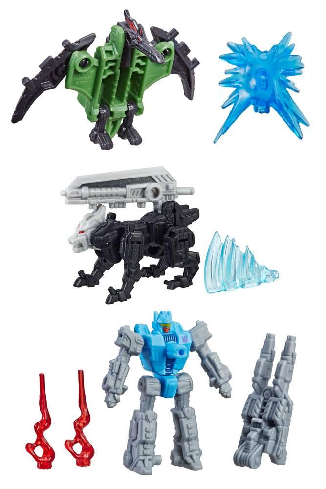 Transformers Generations War for Cybertron: Siege Action Figures Battle Master W2 Assortment (12)