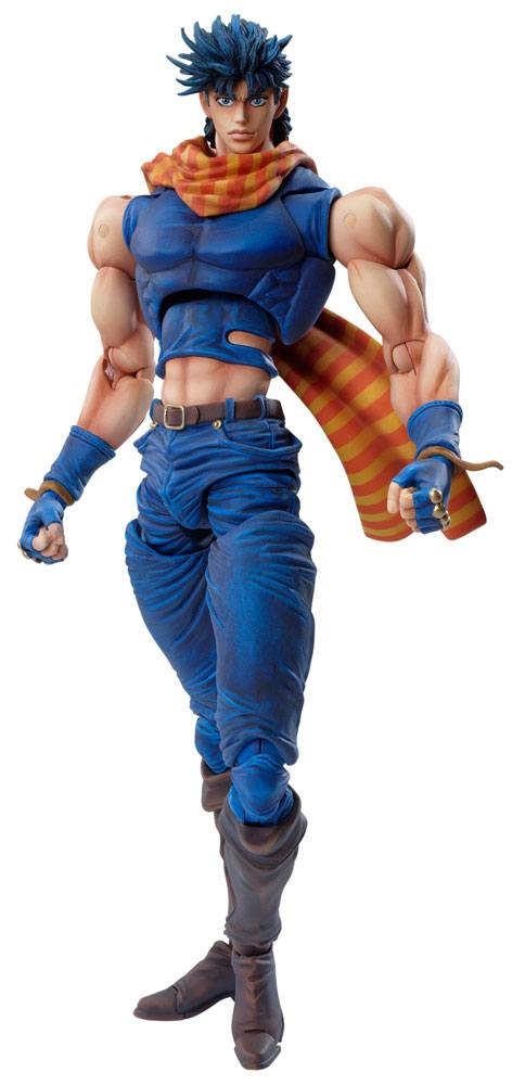 JoJo's Bizarre Adventure Part 2: Battle Tendency Action Figure Chozo Kado (Joseph Joestar) 17 cm
