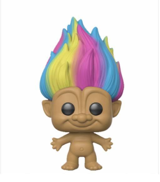 Trolls Classic POP! Trolls Vinyl Figure Rainbow Troll 9 cm