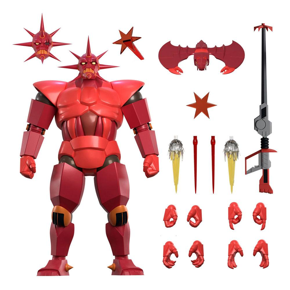 SilverHawks Ultimates Action Figure Armored Mon Star 28 cm