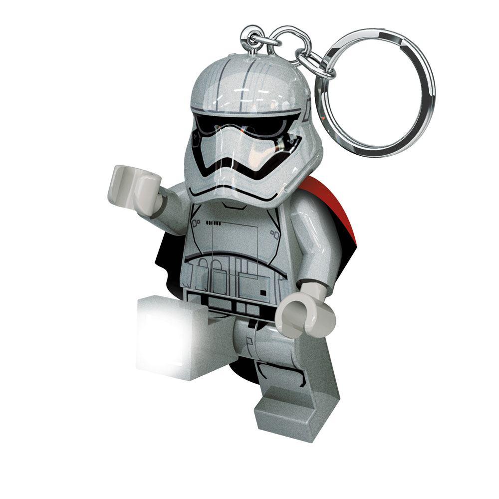 Lego Star Wars Mini-Flashlight with Keychains Captain Phasma