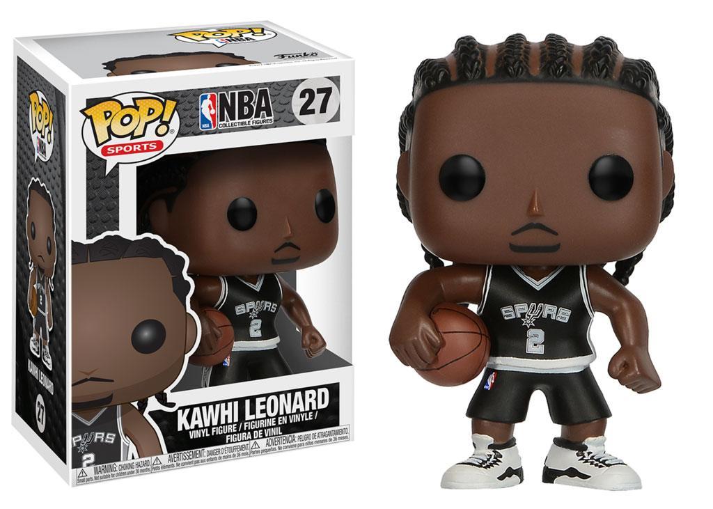 NBA POP! Sports Vinyl Figure Kawhi Leonard (San Antonio Spurs) 9 cm