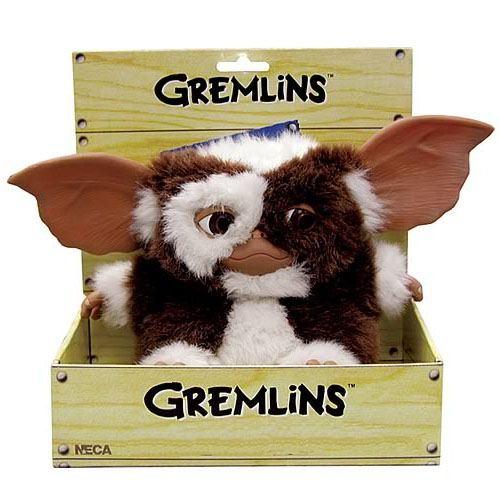 Gremlins Plush Figure Gizmo Deluxe 20 cm