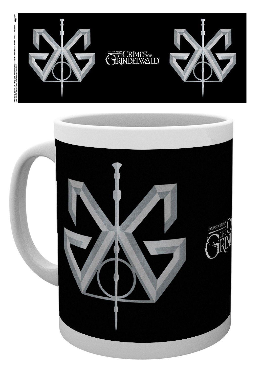 Fantastic Beasts 2 Mug Grindlewald Emblem